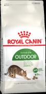 Royal Canin Outdoor Корм для активных кошек, часто бывающих на улице (400 г)