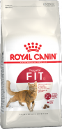 Royal Canin Fit Корм для кошек в возрасте от 1 до 7 лет (4 кг)