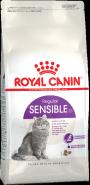 Royal Canin Sensible Корм для кошек с чувствительной пищеварительной системой (400 г)