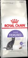 Royal Canin Sterilised Корм для кастрированных котов и стерилизованных кошек от 1 до 7 лет (10 кг)