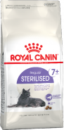 Royal Canin Sterilised 7+ Корм для стерилизованных кошек старше 7 лет (1,5 кг)