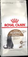 Royal Canin Ageing Sterilised 12+ Корм для стерилизованных кошек с 12 лет (4 кг)