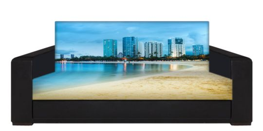 "Диван-книжка фото-принт ""Майами 1"""