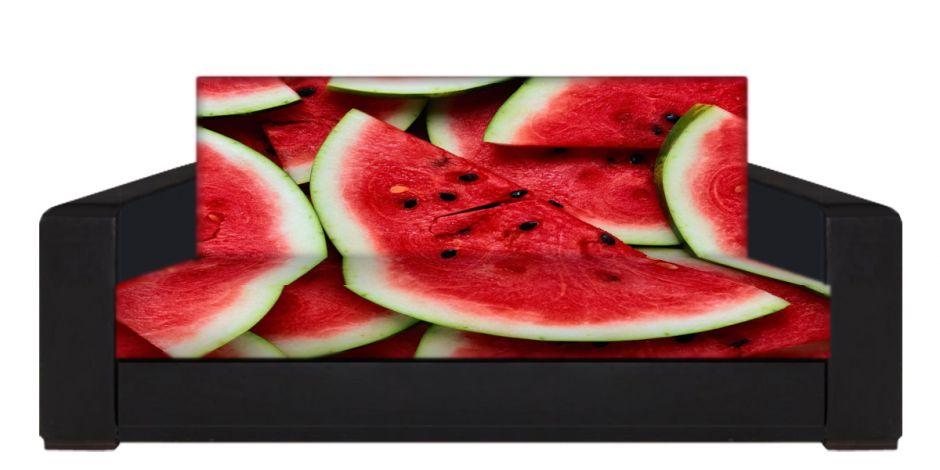 """Диван-книжка фото-принт """"фрукты 8"""""""