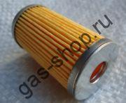 Фильтр газового редуктора LOVATO RGJ (впрыскового) - длинный Ф28хФ9х50