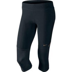 Женские леггинсы 3/4 Nike Filament Capri чёрные