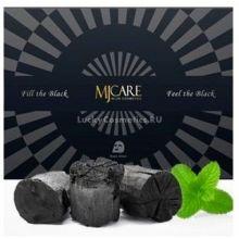 Маска для лица с древесным углем MJ Premium Charcoal black mask, 25 мл