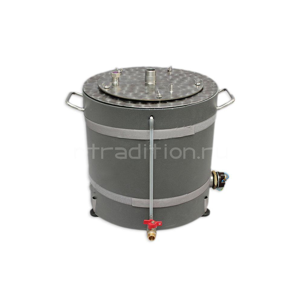Куб для дистилляции/ректификации ХД/4-37ВСМ-3000