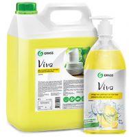 Средство для мытья посуды Viva 1л; 5л.