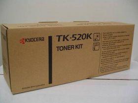 TK-520K Тонер-картридж оригинальный Kyocera black