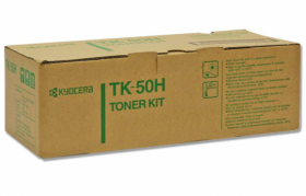 TK-50H  Тонер-картридж   оригинальный Kyocera TK-50H 15000 стр. Black