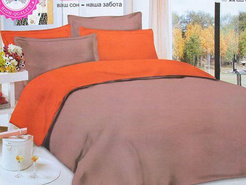 Комплект Постельного белья,  1,5 сп, МИКРО САТИН №15021-7