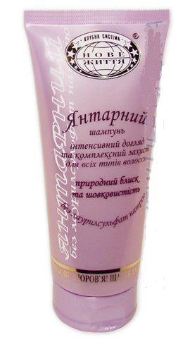 Шампунь янтарный для всех типов волос