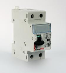 Дифф. автомат (АВДТ) DX3 1П+Н C40А 300мА тип АС