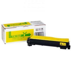 Тонер-картридж оригинальный KYOCERA-MITA TK-550Y 6000 стр. Yellow