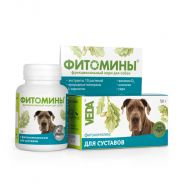 ФИТОМИНЫ с фитокомплексом для суставов для собак (50 г)