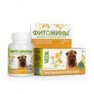 ФИТОМИНЫ с противоаллергическим фитокомплексом для собак (50 г)