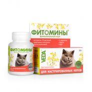 ФИТОМИНЫ для кастрированных котов (50 г)
