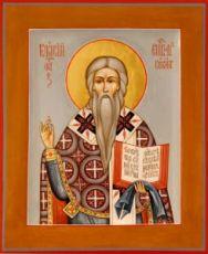 Икона Власий Севастийский (рукописная)