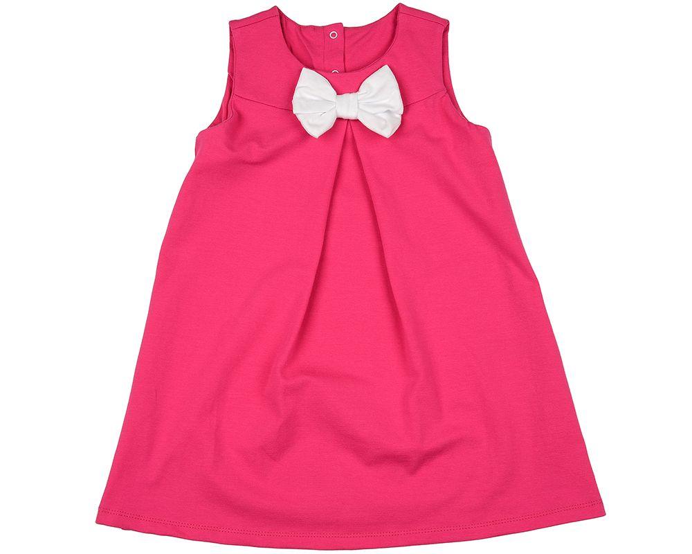 Платье для девочки Белый бант