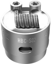 GeekVape Eagle Replacement HBC-S02 Staggered Fused Clapton