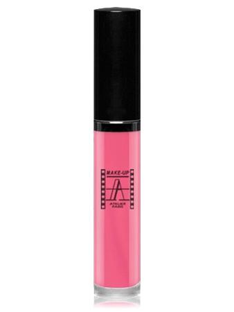 Make-Up Atelier Paris Long Lasting Lipstick RW06 Блеск - тинт для губ суперстойкий конфетно-розовый (конфетка)