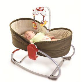 Люлька-баунсер 3 в 1, для новорожденных.