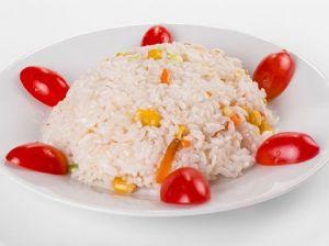 Рис с овощами 250г