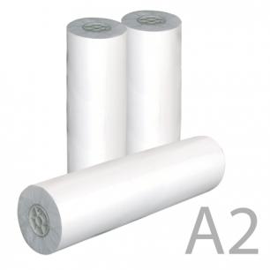 Рулон д/плоттера 420мм*175м*вт.76мм, 80г/м2, белизна CIE 162%, диам.170мм, STARLESS