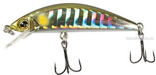 Купить Воблер Jackall Tricoroll 67F 67 мм / 3,9 гр /плавающий цвет: stripe ayu