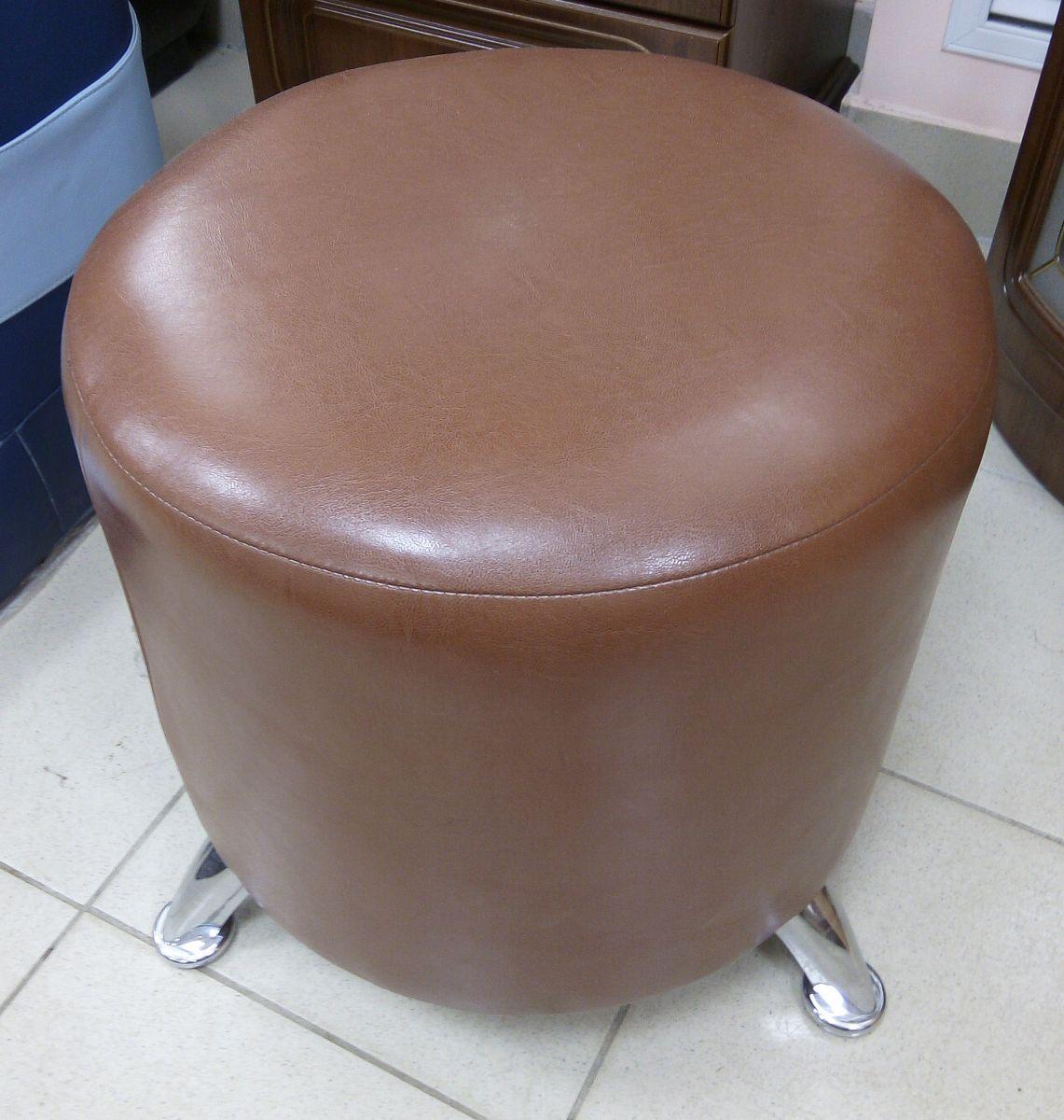 Пуф - круглый большой