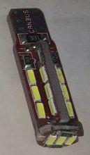 Led лампа высокой яркости, габаритные огни 12 V/DC угловые светодиоды