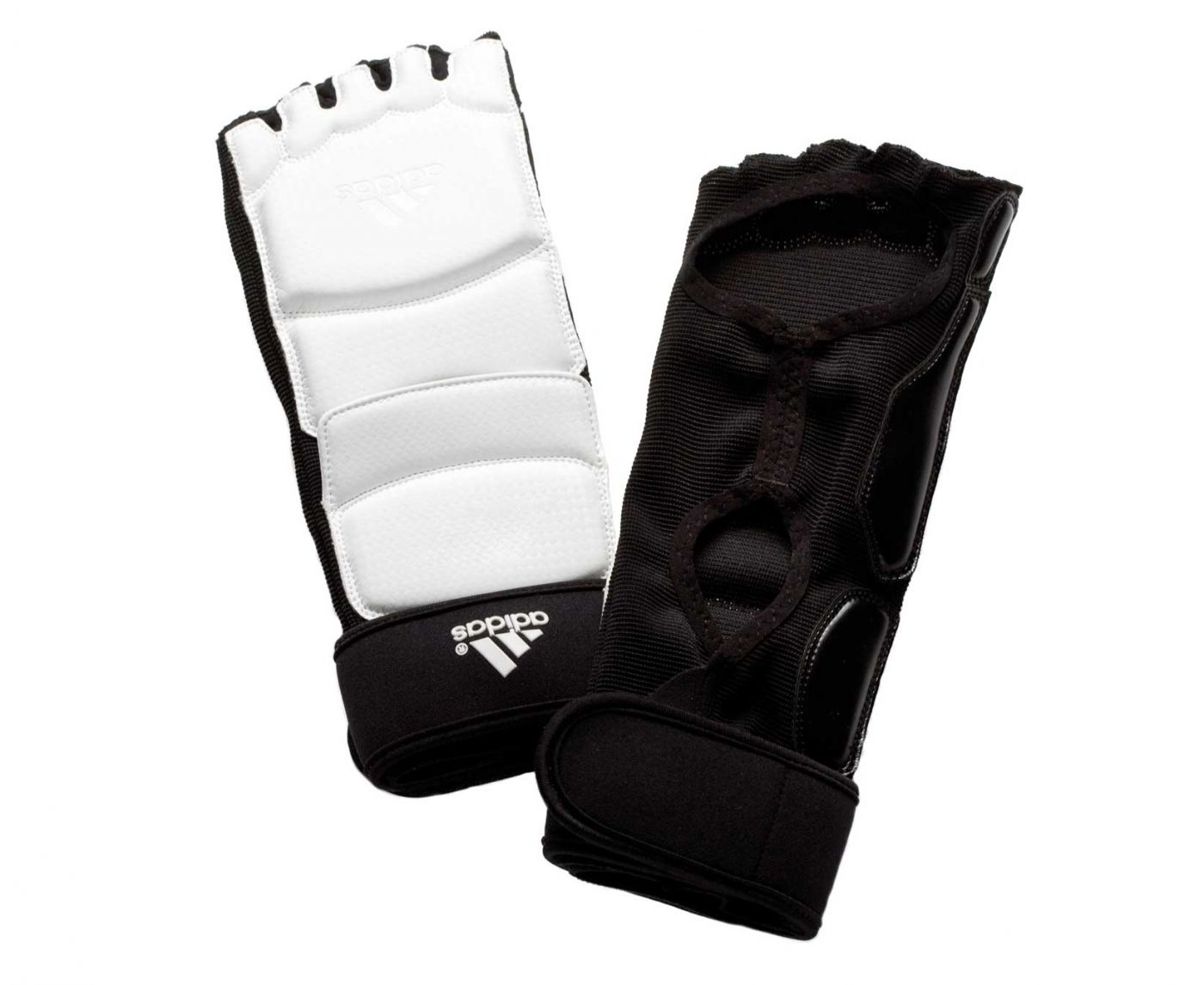 Защита стопы (футы), Adidas для тхэквондо WTF Foot Socks, белая, размер XL, артикул adiTFS01