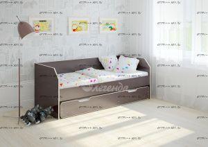 Кровать Легенда-13.2 (80Х190 и 80Х180)