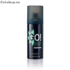 Мужской спрей-парфюм GO! Cool & Charming