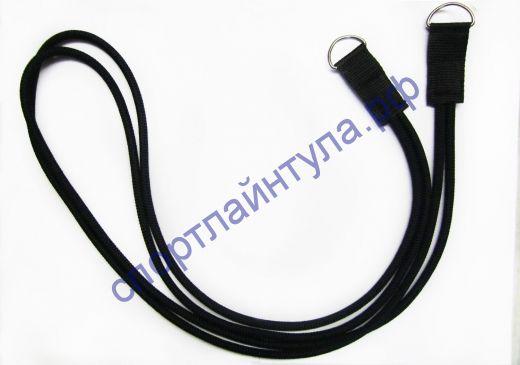 Эспандер c кольцом без ручки 2 жгута (2 м). FE-02