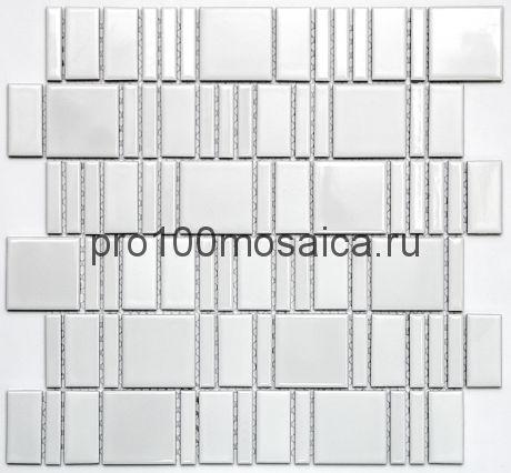 PS2348-11. Мозаика серия PORCELAIN, размер, мм: 300*300*5 (NS Mosaic)
