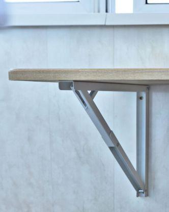 HSH34 - Комплект для откидного столика (крепление к стене)