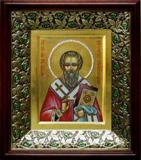 Анатолий Константинопольский (21х24), киот со стразами