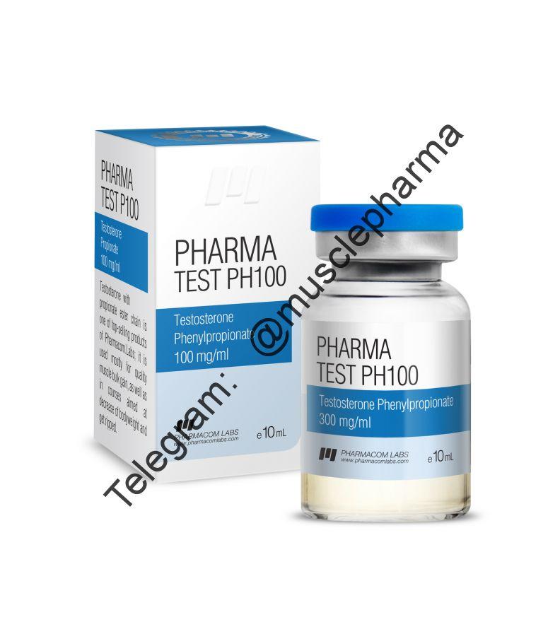 PHARMATEST PH100 (PHARMACOM LABS). 100mg/ml 10ml * 1 флакон