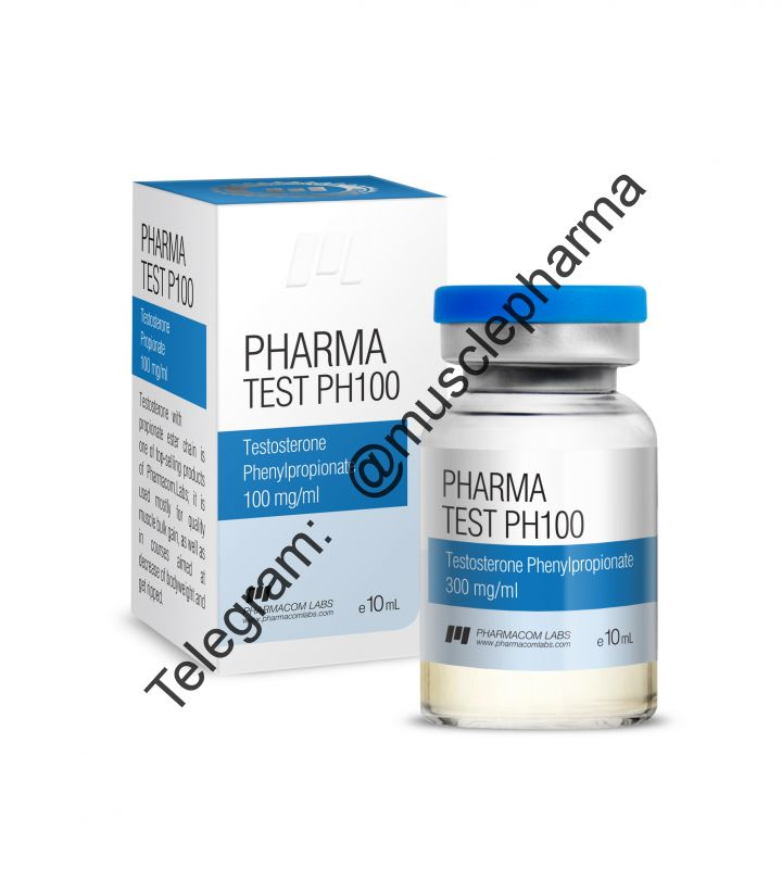 PHARMATEST PH100 (PHARMACOM LABS). 100mg/ml 10ml * 1 флакон