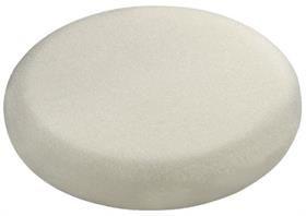 Полировальная губка PS STF D125x20 WH/5