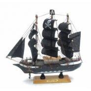 """Корабль """"Сonfection"""", L24см (с пиратскими парусами) (арт. 232466) (12660)"""