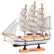 "Корабль ""Сonfection"", L24 см  Артикул: 132828 (12653)"