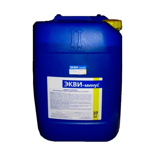 Понижение уровня pH Маркопул-Кемиклс ЭКВИ-минус жидкий