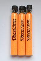 Блестки для дизайна ногтей №7 (оранжевые)