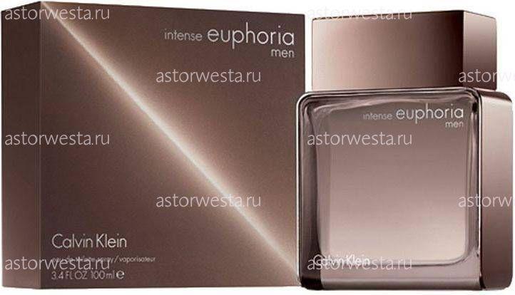 """Туалетная вода, Calvin Klein """"Euphoria Men Intense"""", 100 ml (ПОД ЗАКАЗ)"""