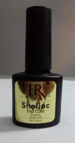 002 Holy Rose Shellac Top coat 7,3мл (Закрепитель)