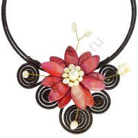 "Колье Ericson Manansala 21202-4355 ""Цветок"""