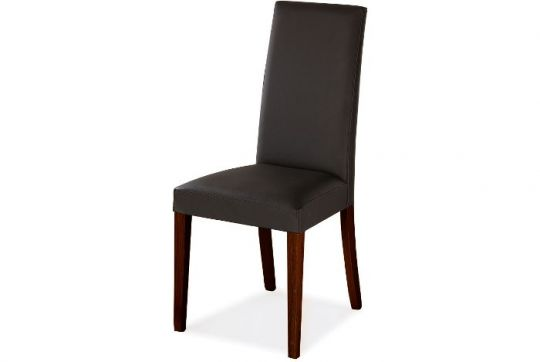 Стильный стул на деревянном каркасе ALBA